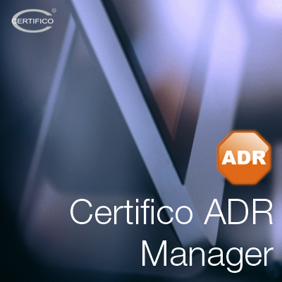 Certifico ADR Manager 2021